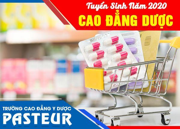 Tuyen Sinh Nam 2020 Cao Dang Duoc Pasteur 30 5
