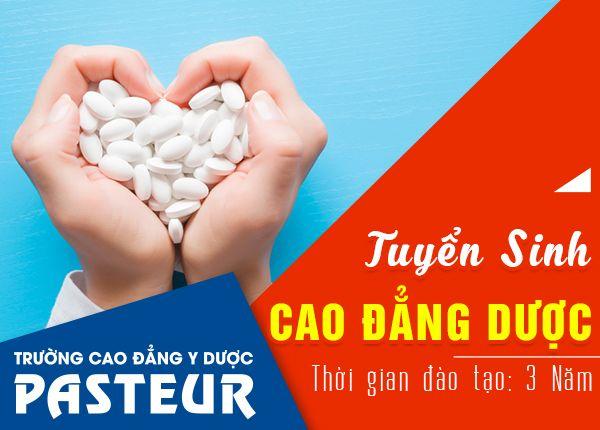 Tuyen Sinh Cao Dang Duoc Pasteur 3 7