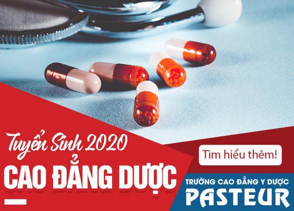 Tuyen Sinh Cao Dang Duoc Pasteur 6 7