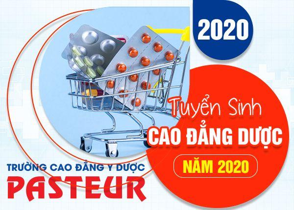 Tuyen Sinh Cao Dang Duoc Pasteur 7 7