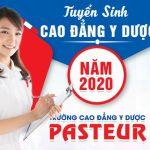 Tốt nghiệp THPT có thể tham gia tuyển sinh nhiều ngành học tại Trường Cao đẳng Y dược Pasteur