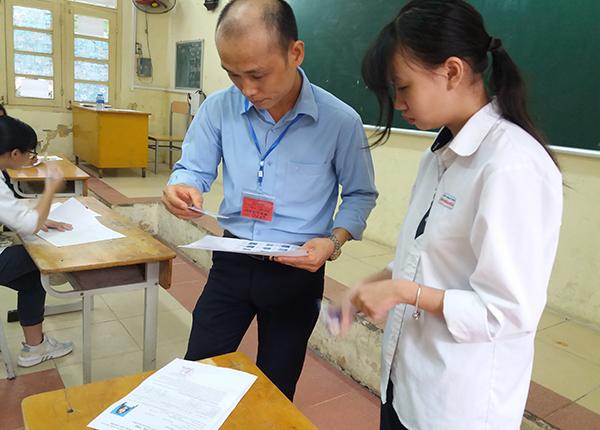 Chien Thuat Hoc Va Lam Bai Thi Sinh Hoc Tot Nghiep De Dat Diem Cao