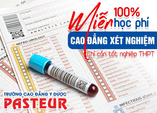 Cao Dang Xet Nghiem Pasteur Mien Hoc Phi 19 8