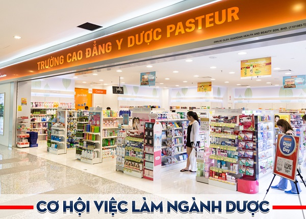 Co Hoi Viec Lam Nganh Duoc Truong Cao Dang Y Duoc Pasteur