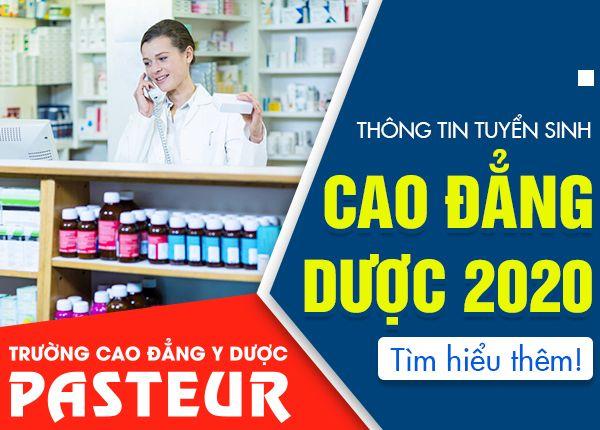 Thong Tin Tuyen Sinh Cao Dang Duoc Pasteur 28 7