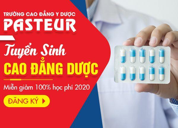 Tuyen Sinh Cao Dang Duoc Pasteur 12 8