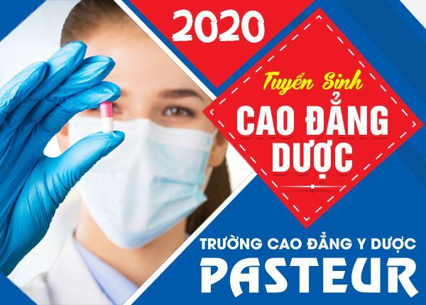 Tuyen Sinh Cao Dang Duoc Pasteur 24 7