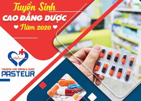 Tuyen Sinh Cao Dang Duoc Pasteur 26 7