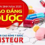 Ngưỡng điểm xét tuyển Cao đẳng Dược chính quy năm 2020