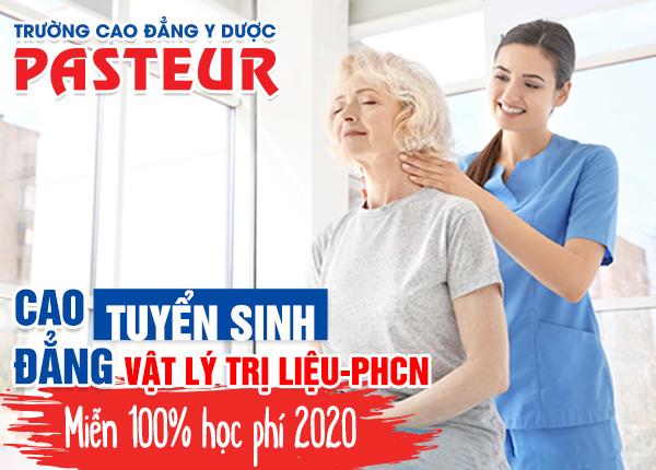 Tuyen Sinh Cao Dang Vat Ly Tri Lieu Pasteur 18 8