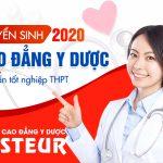 Tìm hiểu thông tin miễn giảm 100% học phí năm 2020 tại Trường Cao đẳng Y dược Pasteur