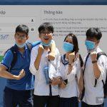 Các Sở sẽ công bố điểm thi TN trên tài khoản THPT của thí sinh