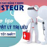 Địa chỉ đào tạo Cao đẳng Vật lý trị liệu uy tín tại Quận Bình Tân