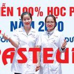 Thí sinh tự do đăng ký học Cao đẳng Y Dược TP HCM có được miễn 100% học phí hay không?