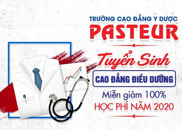 Tuyen Sinh Cao Dang Dieu Duong Pasteur 21 11 2019