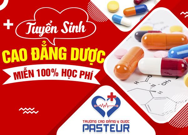 Tuyen Sinh Cao Dang Duoc Pasteur 1 9