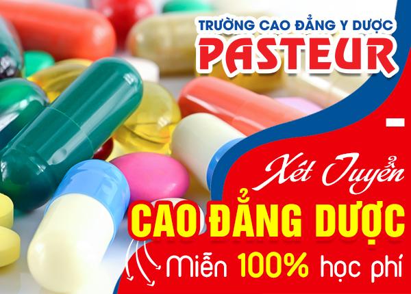 Tuyen Sinh Cao Dang Duoc Pasteur 15 8