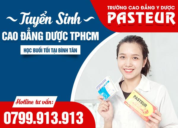 Tuyen Sinh Cao Dang Duoc Pasteur 16 9