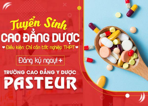 Tuyen Sinh Cao Dang Duoc Pasteur 6 9