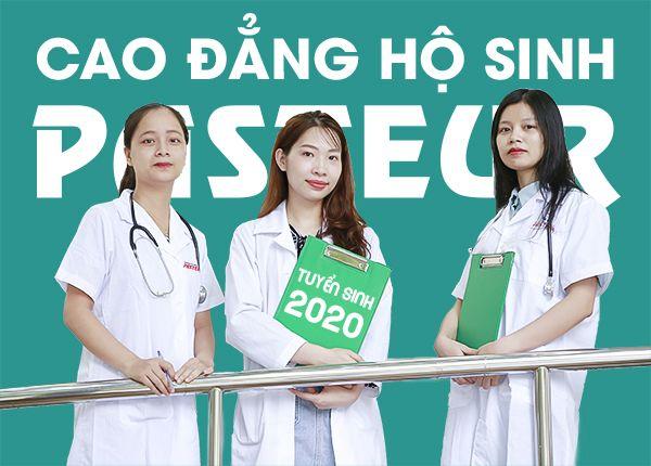 Tuyen Sinh Cao Dang Ho Sinh Pasteur 9 9