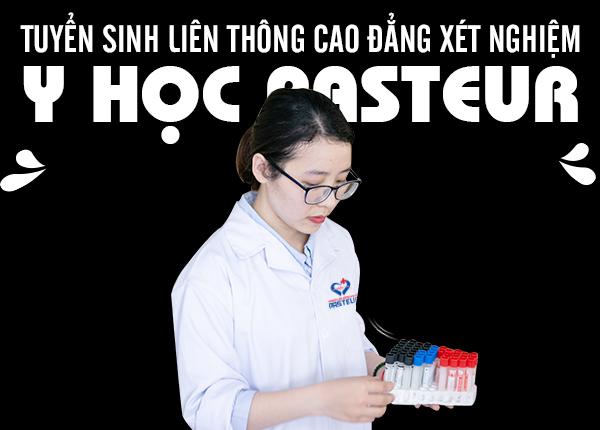 Tuyen Sinh Lien Thong Cao Dang Xet Nghiem Y Hoc