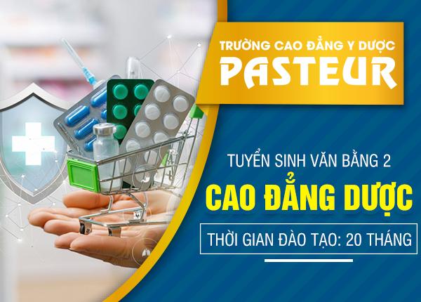 Tuyen Sinh Van Bang 2 Cao Dang Duoc Pasteur 6 8