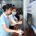 Học sinh đến điều chỉnh NV trực tiếp tăng cao