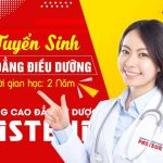 Học từ Trung cấp Dược lên Cao đẳng Điều dưỡng có được không?