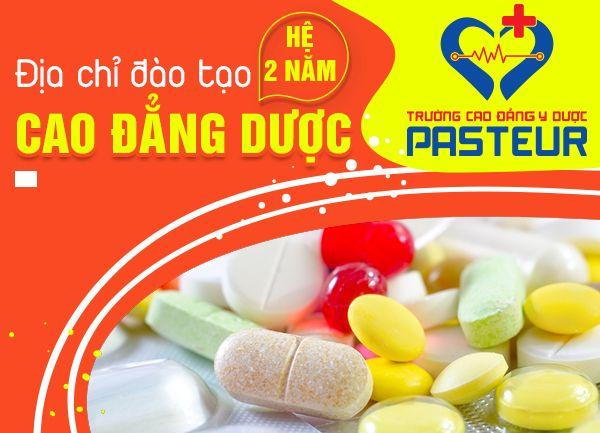 Dia Chi Dao Tao Cao Dang Duoc He 2 Nam Pasteur 21 10