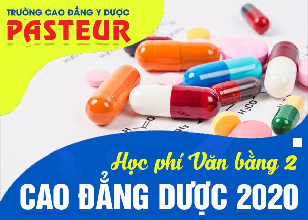 Hoc Phi Van Bang 2 Cao Dang Duoc Pasteur 26 9