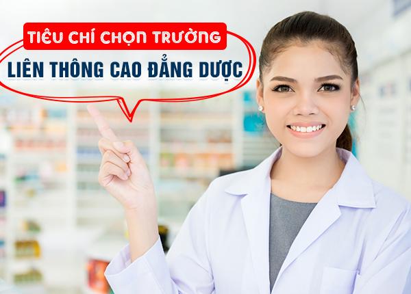 Tieu Chi Lua Chon Lien Thong Cao Dang Duoc Pasteur 7 10