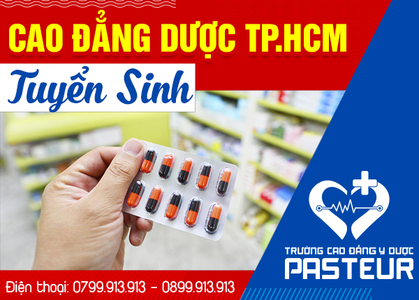 Tuyen Sinh Cao Dang Duoc Pasteur 27 9