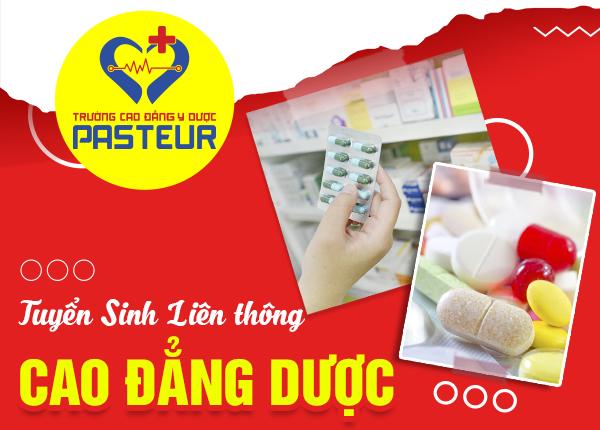 Tuyen Sinh Lien Thong Cao Dang Duoc Pasteur 12 10 600x