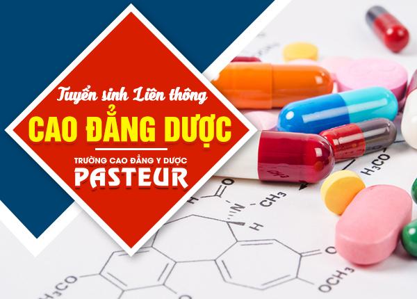 Tuyen Sinh Lien Thong Cao Dang Duoc Pasteur 16 6