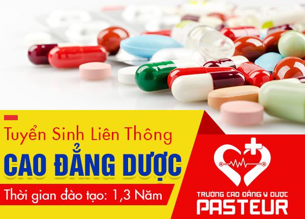 Tuyen Sinh Lien Thong Cao Dang Duoc Pasteur 8 8