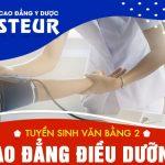 Học Văn bằng 2 Cao đẳng Điều dưỡng tại Quận Bình Tân