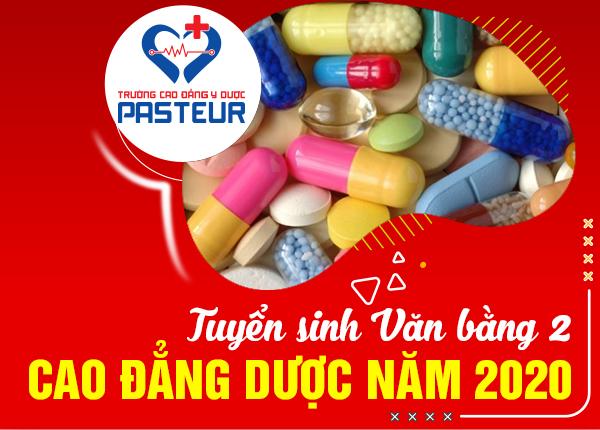 Tuyen Sinh Van Bang 2 Cao Dang Duoc Pasteur 23 9 1