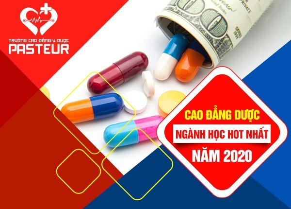Cao Dang Duoc Nganh Hoc Hot Nhat 2020 Pasteur 19 3