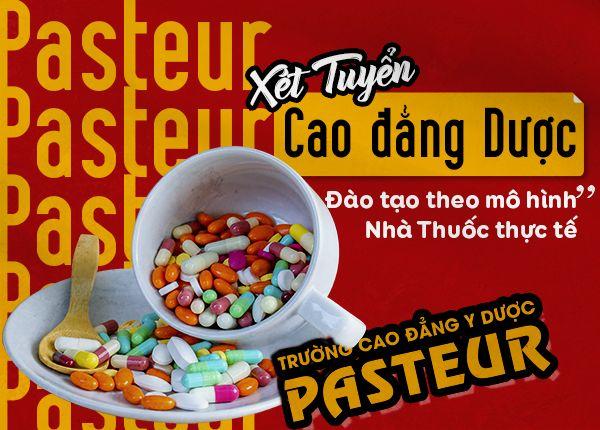 Xet Tuyen Cao Dang Duoc Pasteur 30 10