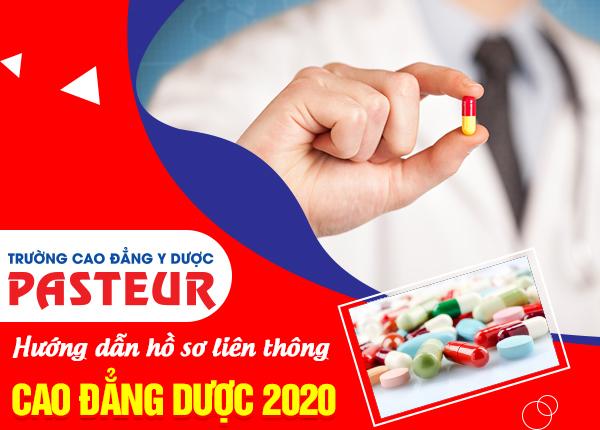 Huong Dan Ho So Lien Thong Cao Dang Duoc 2020 1