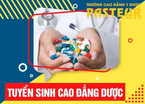 Tuyen Sinh Cao Dang Duoc Pasteur 12 12