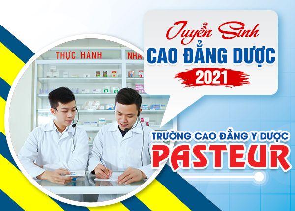 Tuyen Sinh Cao Dang Duoc Pasteur 8 1