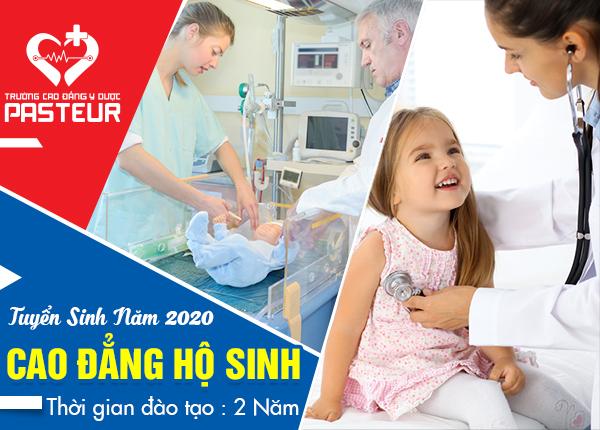 Tuyen Sinh Cao Dang Ho Sinh Pasteur 20 7