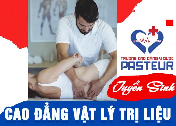 Tuyen Sinh Cao Dang Vat Ly Tri Lieu Pasteur 23 10