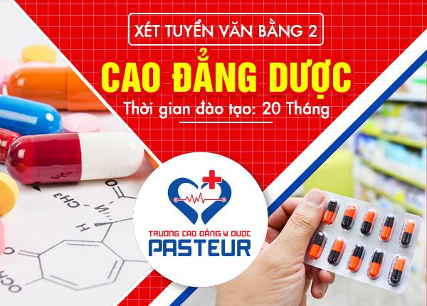 Tuyen Sinh Van Bang 2 Cao Dang Duoc Pasteur 4 12