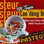 Chương trình học Cao đẳng Dược Pasteur Sài Gòn năm 2021 có đổi mới không?