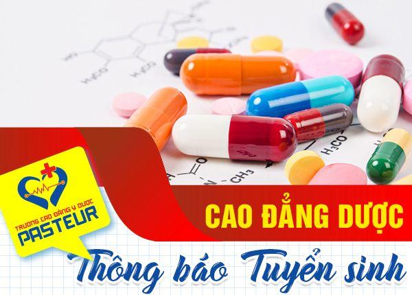 Thong Bao Tuyen Sinh Cao Dang Duoc Pasteur 5 2