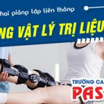 Khai giảng lớp liên thông Cao đẳng Vật lý trị liệu tháng 6/2021