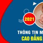 Mã ngành Cao đẳng Hộ sinh TPHCM năm 2021 là gì?
