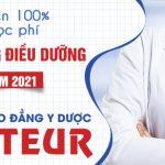 Miễn 100% học phí Cao đẳng Điều Dưỡng TPHCM năm 2021